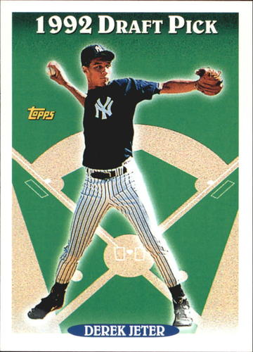 Photo of 2010 Topps Cards Your Mom Threw Out #CMT42 Derek Jeter