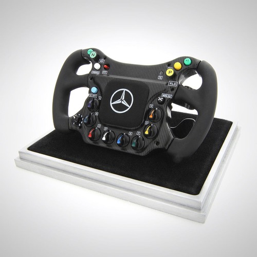 Photo of McLaren MP4-22 1:4 Scale Steering Wheel