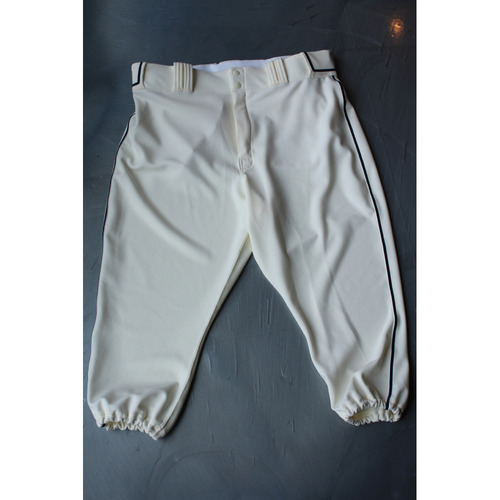 Photo of Game-Used Pants: Jason Hammel (Size 37-43-21 - DET at KC - 5/6/18)