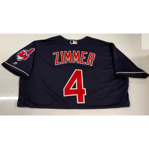 Photo of Bradley Zimmer Team Issued Alternate Road Jersey