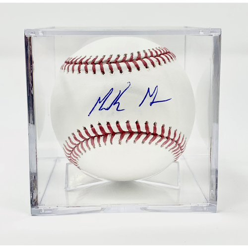 Photo of MacKenzie Gore Autographed Baseball