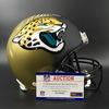 NFL - Jaguars Josh Allen Signed Proline Helmet