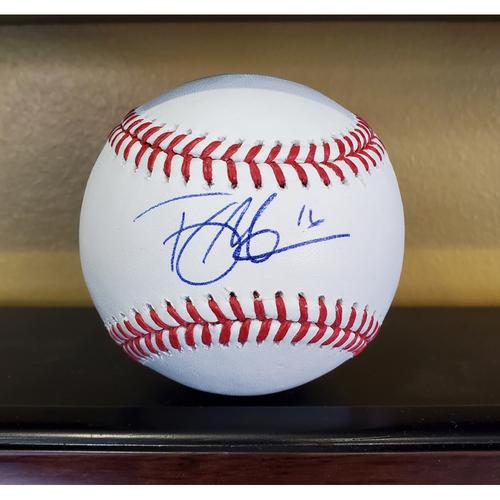 Photo of Trey Mancini : Baseball - Autographed