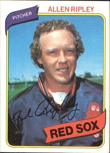 Photo of 1980 Topps #413 Allen Ripley