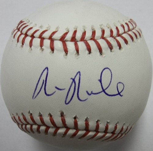 Photo of Ron Roenicke Autographed Baseball