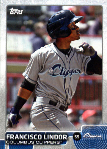 Photo of 2015 Topps Pro Debut #14 Francisco Lindor