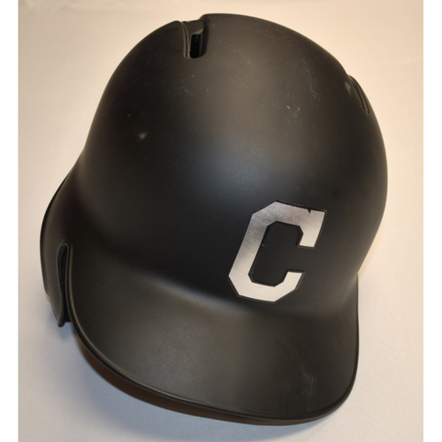 Photo of Jose Ramirez Cleveland Indians Game-Used 2019 Players' Weekend Helmet