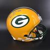 HOF - Packers Dave Robinson Signed Proline Helmet