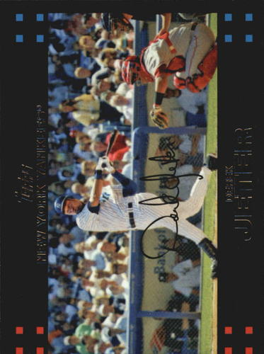 Photo of 2010 Topps Cards Your Mom Threw Out #CMT114 Derek Jeter