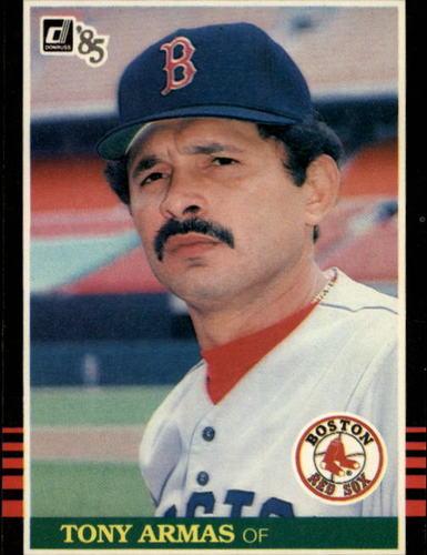 Photo of 1985 Donruss #249 Tony Armas