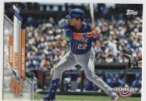 Photo of 2020 Topps Opening Day #68 Dominic Smith