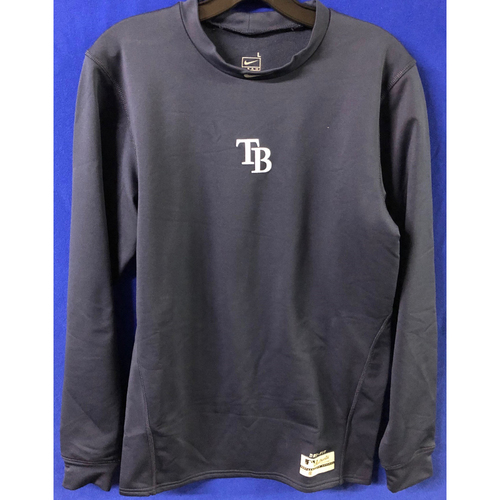 Team Issued Long Sleeve Workout Shirt - Size L