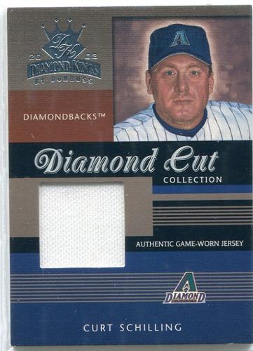 Photo of 2003 Diamond Kings Diamond Cut Collection #56 Curt Schilling Jsy/500