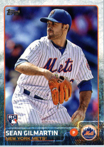 Photo of 2015 Topps Update #US255 Sean Gilmartin RC