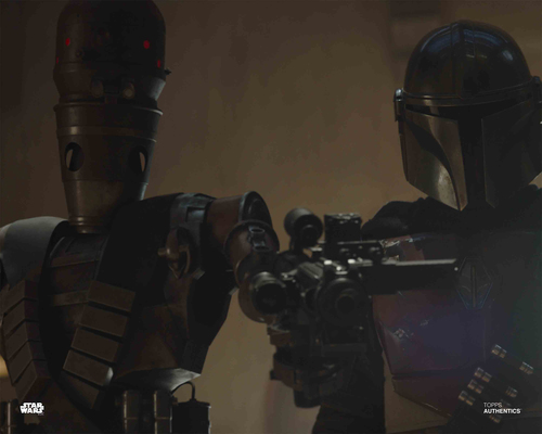 The Mandalorian and IG-11