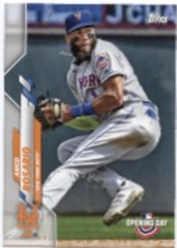 Photo of 2020 Topps Opening Day #73 Amed Rosario