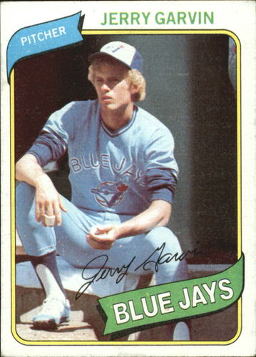 Photo of 1980 Topps #611 Jerry Garvin DP