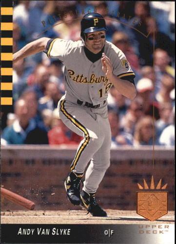 Photo of 1993 SP #188 Andy Van Slyke