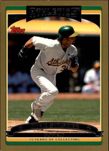 Photo of 2006 Topps Gold #464 Nick Swisher