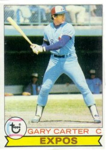 Photo of 1979 Topps #520 Gary Carter