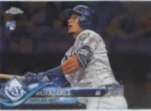 Photo of 2018 Topps Chrome Update #HMT56 Willy Adames RC