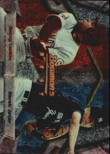 Photo of 1994 Bowman's Best #X95 D.Jeter/B.Larkin