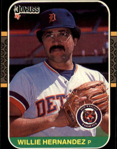 Photo of 1987 Donruss #522 Willie Hernandez