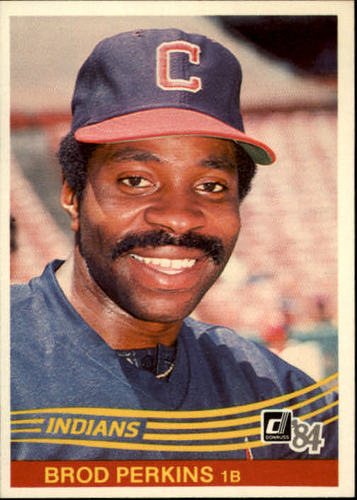 Photo of 1984 Donruss #276 Broderick Perkins