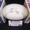 Patriots - Chris Hogan Signed Panel Ball w/ Patriots Logo