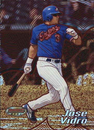 Photo of 2002 Bowman's Best Red #63 Jose Vidro