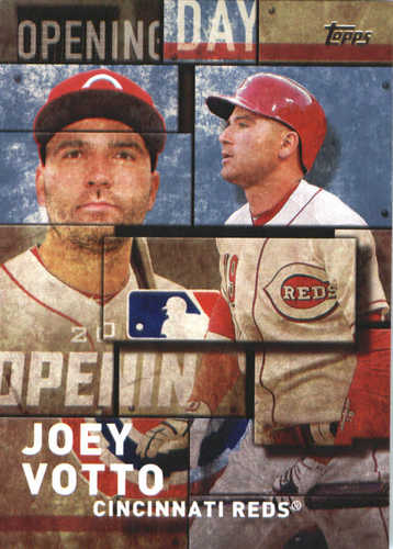 Photo of 2018 Topps Opening Day Insert #OD20 Joey Votto