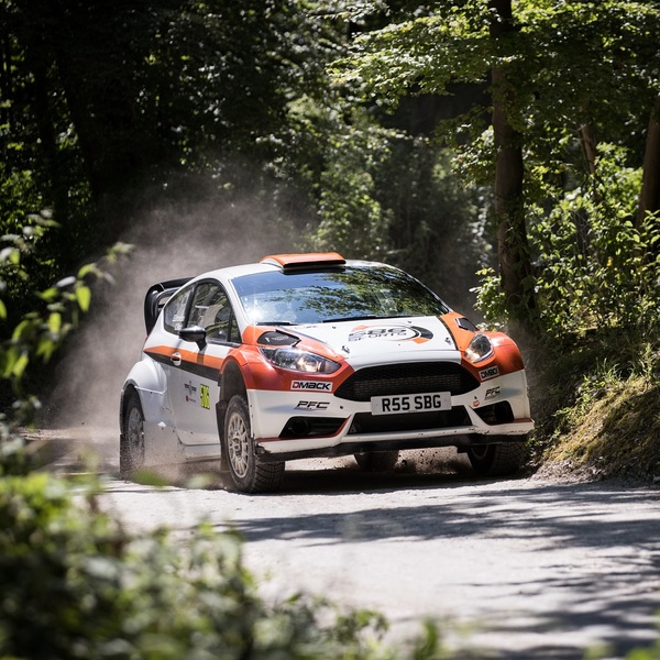 Click to view Rally Passenger Experience at Goodwood Festival of Speed.