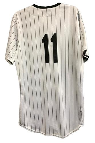 Photo of Darnell Coles Game-Used Milwaukee Bears Jersey and Pants