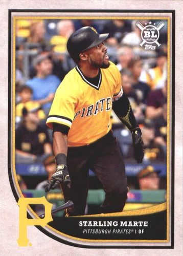 Photo of 2018 Topps Big League #273 Starling Marte