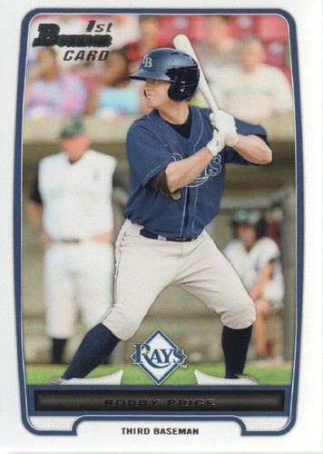Photo of 2012 Bowman Prospects #BP20A Robby Price