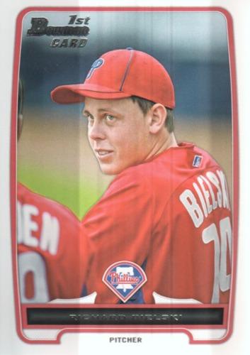 Photo of 2012 Bowman Draft Draft Picks #BDPP97 Richard Bielski