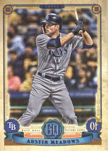 Photo of 2019 Topps Gypsy Queen #97 Austin Meadows