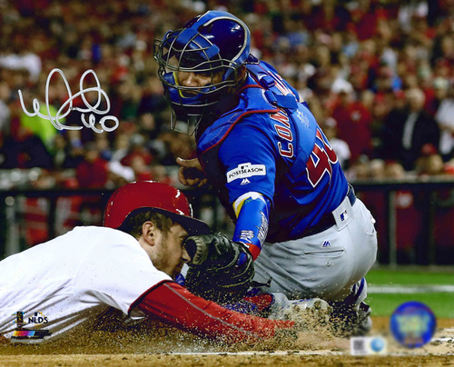 Photo of Willson Contreras Autographed Photo
