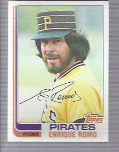 Photo of 1982 Topps #106 Enrique Romo