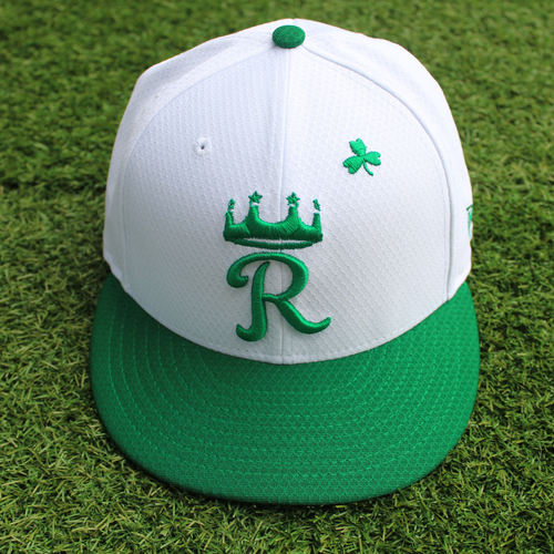 Photo of Team-Issued St. Patrick's Day Cap: Kevin McCarthy (Size 7 1/2)