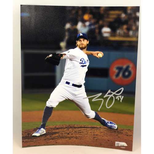 Photo of Tony Cingrani Authentic Autographed Photograph