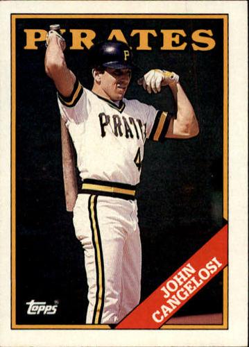 Photo of 1988 Topps #506 John Cangelosi