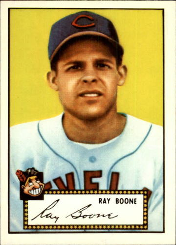 Photo of 1983 Topps 1952 Reprint #55 Ray Boone