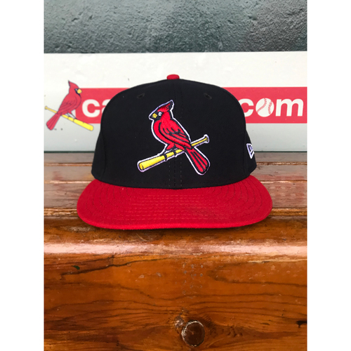 Cardinals Authentics: Game Worn Tyson Ross Sunday Alternate Cap
