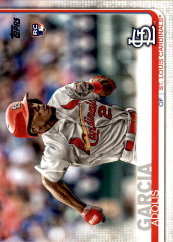Photo of 2019 Topps #227 Adolis Garcia RC