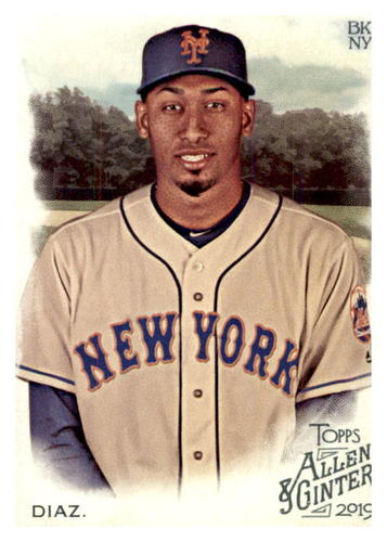 Photo of 2019 Topps Allen and Ginter #43 Edwin Diaz