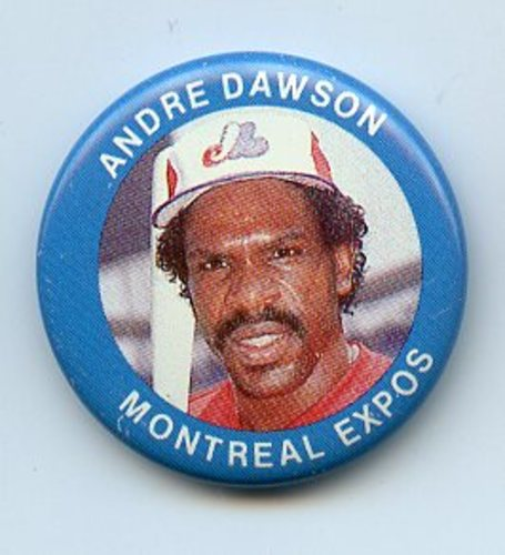 Photo of 1984 Fun Foods Pins #22 Andre Dawson