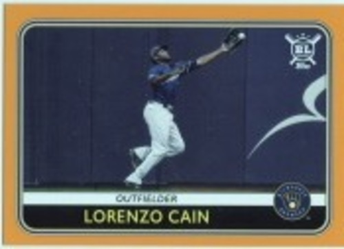 Photo of 2020 Topps Big League Orange #19 Lorenzo Cain
