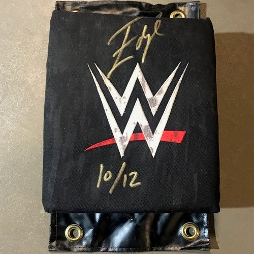 Edge SIGNED and USED