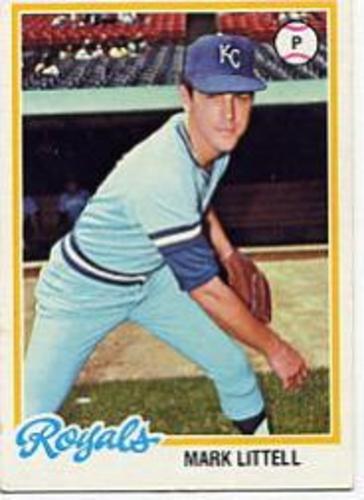 Photo of 1978 Topps #331 Mark Littell